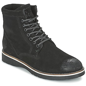 Sko Herre Støvler Superdry STIRLING BOOT Sort