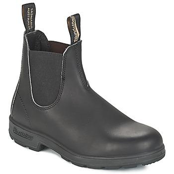 Sko Støvler Blundstone CLASSIC BOOT Sort / Brun