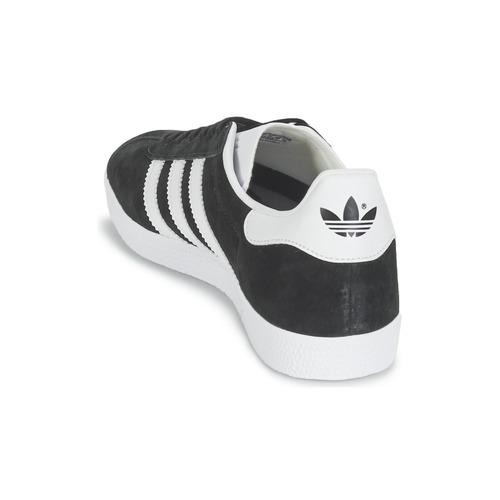 GAZELLE  adidas Originals  lave sneakers    sort cbl47
