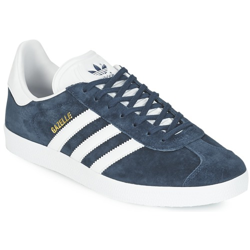 Sko Lave sneakers adidas Originals GAZELLE Marineblå