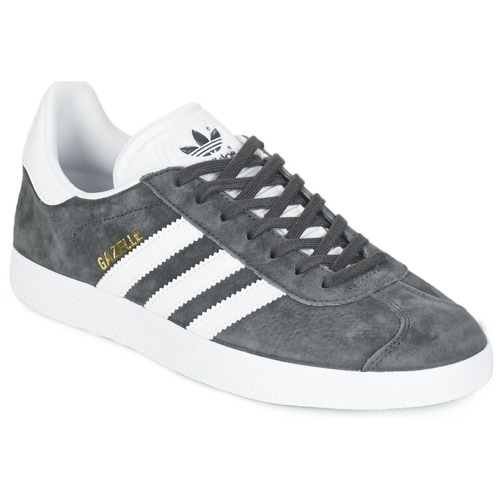 best website 0d3a7 39c73 Sko Lave sneakers adidas Originals GAZELLE Grå  Mørk