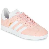 Sko Dame Lave sneakers adidas Originals GAZELLE Pink