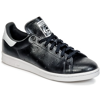 Sko Lave sneakers adidas Originals STAN SMITH Sort