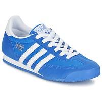 Sko Dreng Lave sneakers adidas Originals DRAGON J Blå