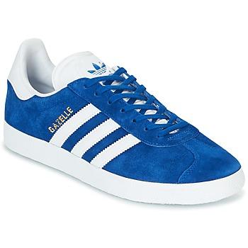 Sko Lave sneakers adidas Originals GAZELLE Blå