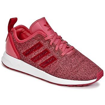 Sko Pige Lave sneakers adidas Originals ZX FLUX ADV J Pink