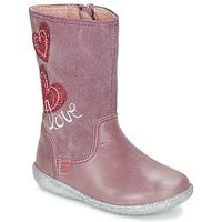Sko Pige Chikke støvler Agatha Ruiz de la Prada BIGI Pink