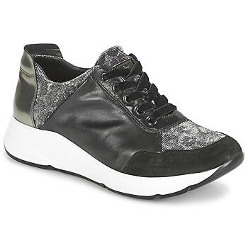 Sko Dame Lave sneakers Tosca Blu EDEN Sort