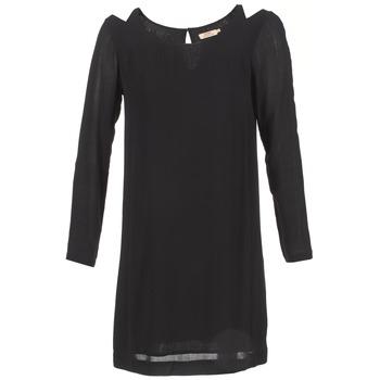 textil Dame Korte kjoler DDP CRAPOU Sort