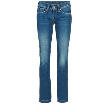 textil Dame Lige jeans Pepe jeans BANJI D67