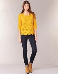 textil Dame Smalle jeans Pepe jeans NEW BROOKE M15 / Blå