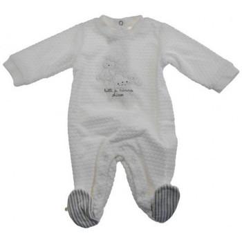 textil Børn Buksedragter / Overalls Chicco  Hvid