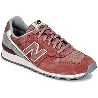 Sko Dame Lave sneakers New Balance WR996 Rød