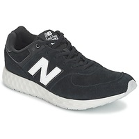 Sko Lave sneakers New Balance MFL574 Sort / Grå