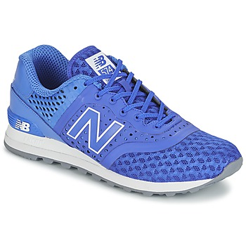 Sko Herre Lave sneakers New Balance MTL574 Blå