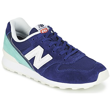 Sko Dame Lave sneakers New Balance WR996 Marineblå