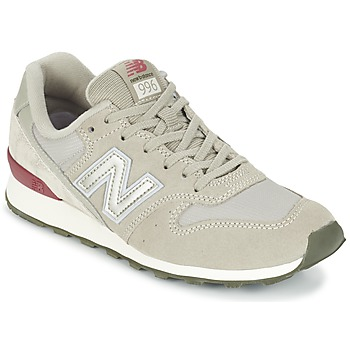 Sko Dame Lave sneakers New Balance WR996 Grå