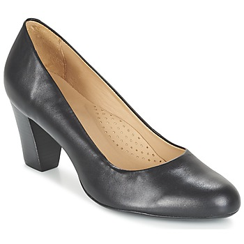 Sko Dame Pumps Hush puppies ALEGRIA Sort