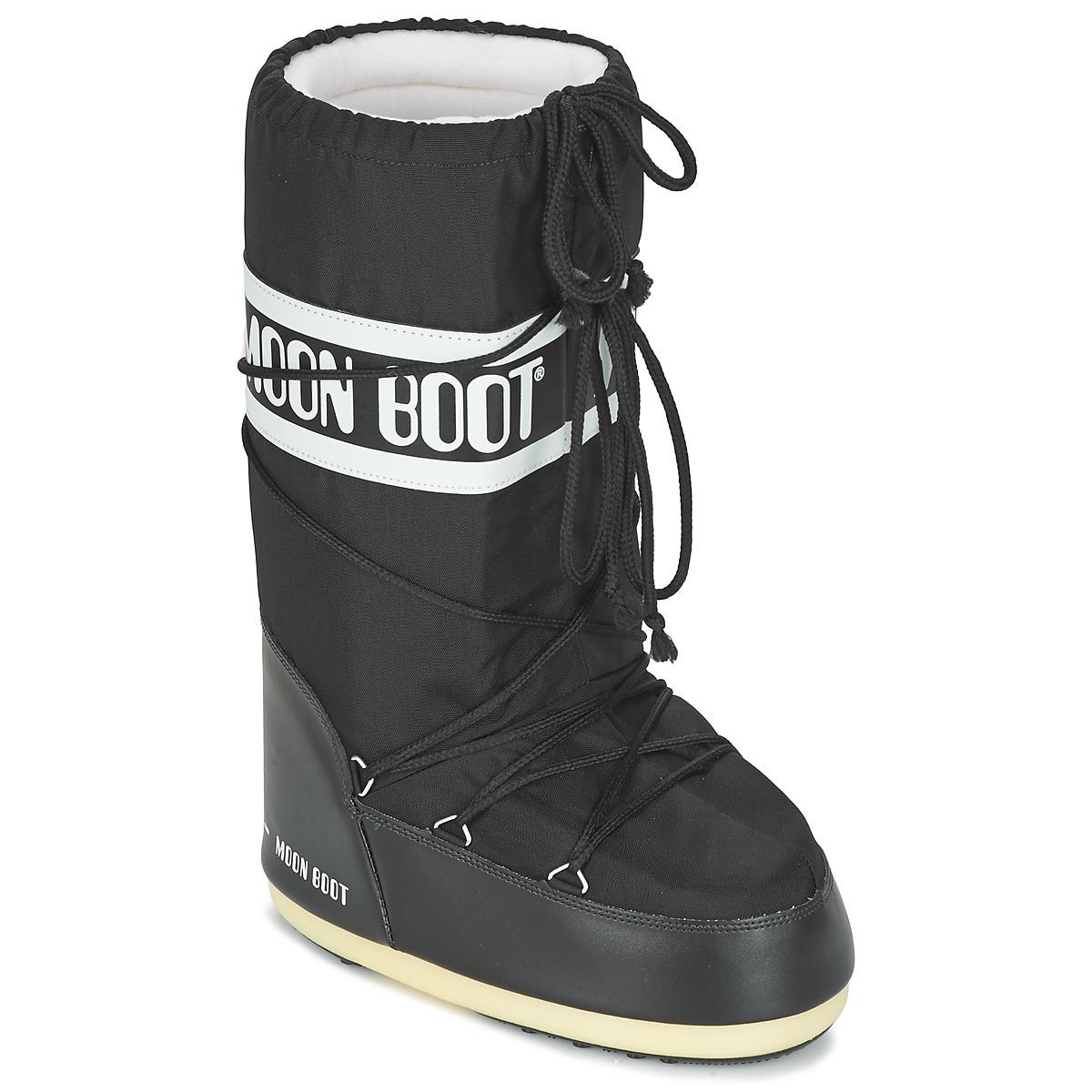 Vinterstøvler Moon Boot  MOON BOOT NYLON