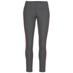 textil Dame Leggings adidas Originals ESS 3S TIGHT Grå