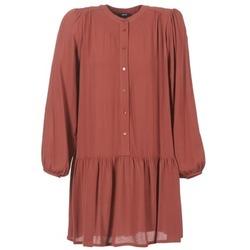 textil Dame Korte kjoler Mexx LODIA Rustrød