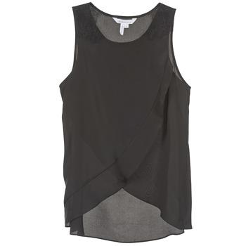 textil Dame Toppe / T-shirts uden ærmer BCBGeneration 616725 Sort