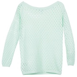 textil Dame Pullovere BCBGeneration 617223 Grøn