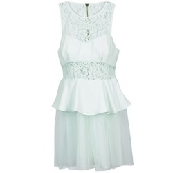 textil Dame Korte kjoler BCBGeneration 617437 Grøn