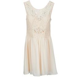 textil Dame Korte kjoler BCBGeneration 617574 Beige