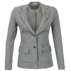 textil Dame Jakker / Blazere Marc O'Polo COMALIA Grå