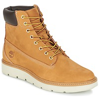 Sko Dame Støvler Timberland KENNISTON 6IN LACE UP Hvede