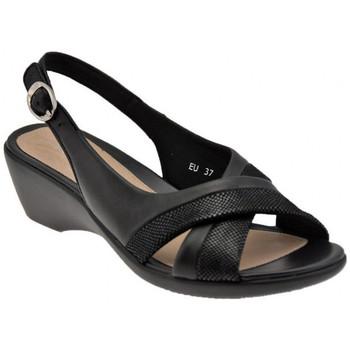 Sko Dame Højhælede sko Stonefly  Sort