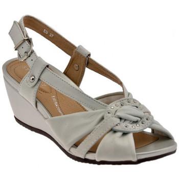 Sko Dame Højhælede sko Stonefly  Hvid