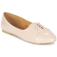 Sko Dame Ballerinaer Spot on ASKINA Pink