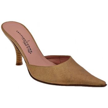 Sko Dame Højhælede sko Latitude  Beige