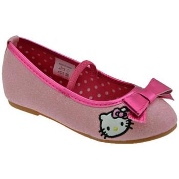 Sko Børn Ballerinaer Hello Kitty  Pink