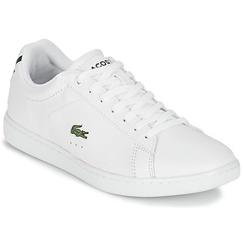 Sko Dame Lave sneakers Lacoste Carnaby BL 1 Hvid