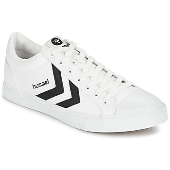 Sko Lave sneakers Hummel DEUCE COURT SPORT Hvid