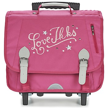 Rygsæk skoletaske med hjul Ikks LOVE IKKS TROLLEY CARTABLE 38CM (2210114219)