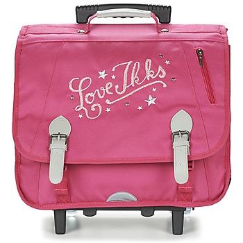 Rygsæk skoletaske med hjul Ikks LOVE IKKS TROLLEY CARTABLE 41CM (2217032143)