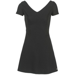 textil Dame Korte kjoler Les P'tites Bombes GRANADU Sort