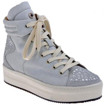 Sko Dame Høje sneakers Janet&Janet  Hvid
