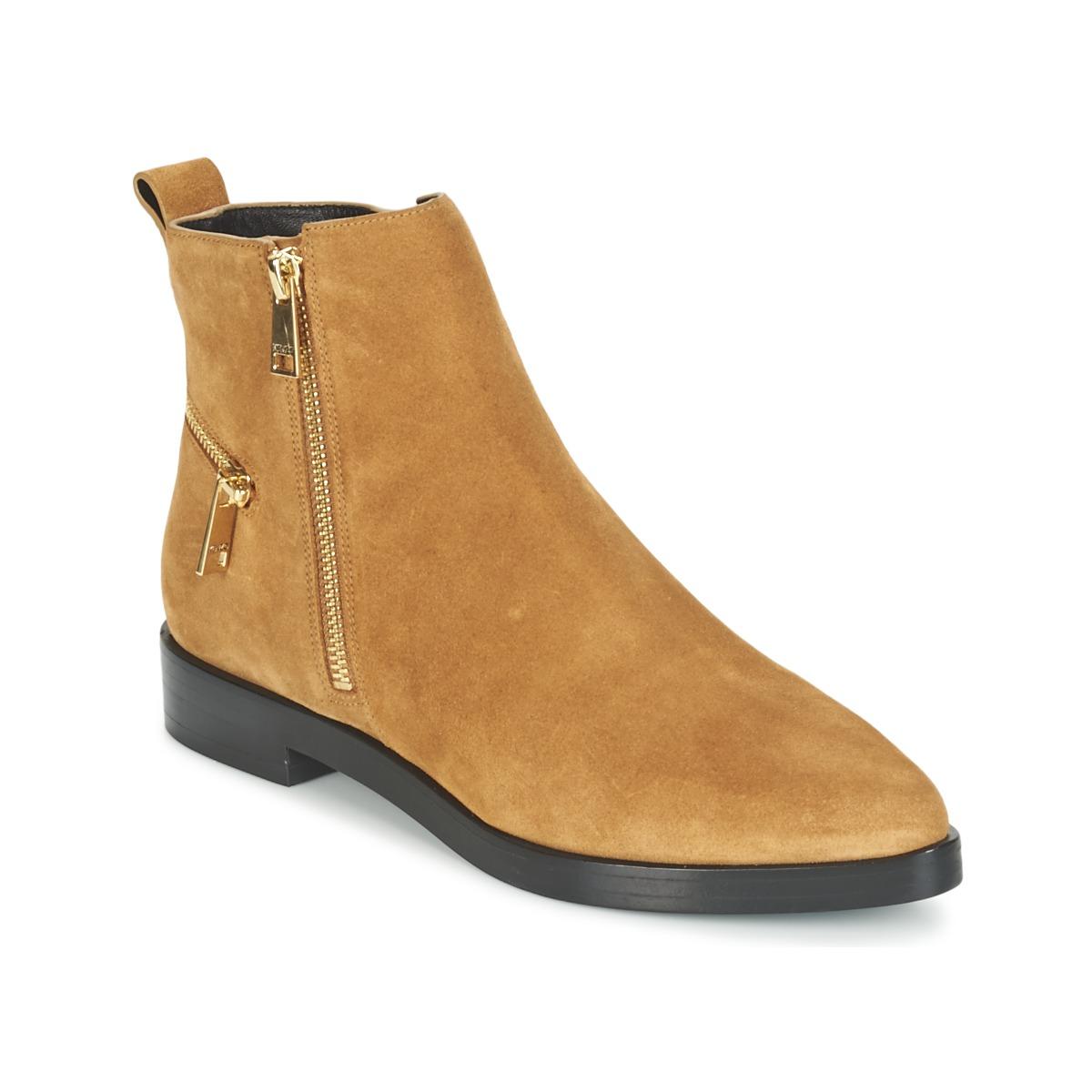 Støvler Kenzo  TOTEM FLAT BOOTS