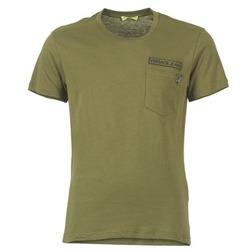 textil Herre T-shirts m. korte ærmer Versace Jeans PATCH POCKET TIGER KAKI