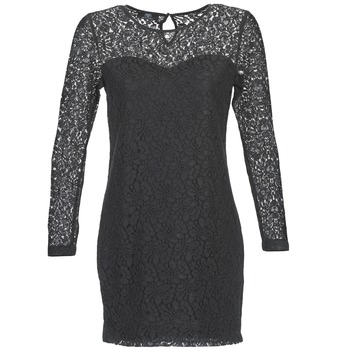 textil Dame Korte kjoler Le Temps des Cerises JOE Sort