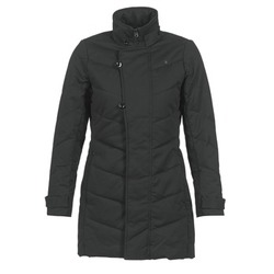 textil Dame Parkaer G-Star Raw MINOR CLASSIC QLT COAT Sort