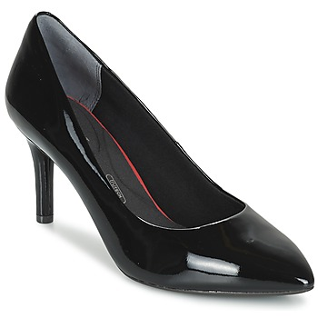Sko Dame Pumps Rockport TM75MMPTH PLAIN PUMP Sort