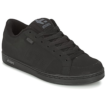 Sko Herre Lave sneakers Etnies KINGPIN Sort