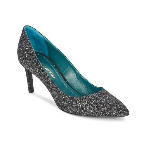 Sko Dame Højhælede sko Sonia Rykiel 677620 Sort / Glitter