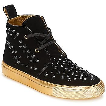 Sko Dame Høje sneakers Sonia Rykiel 670183 Sort
